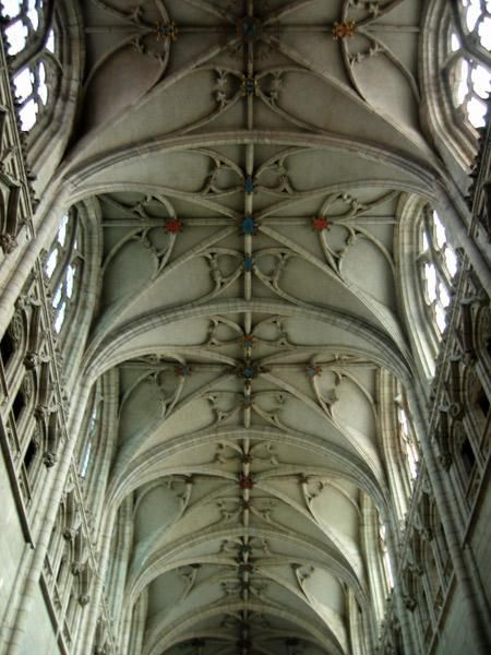 Most Breathtaking Vaulted Ceilings