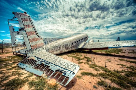 Resurrecting Planes Through Art