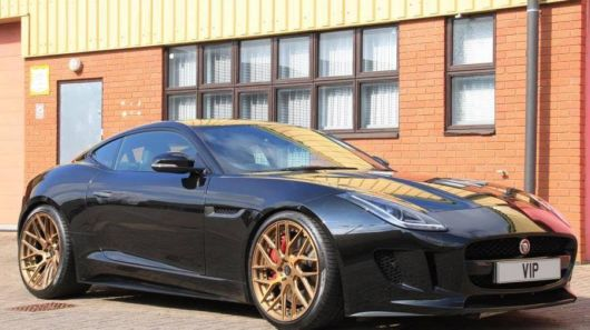 Most Powerful Jaguar F-Type In The World