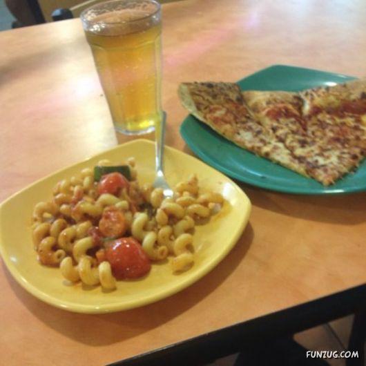 College Food Is As Depressing As It Gets