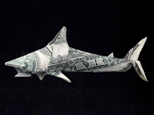 Cool Dollar Bill Origami