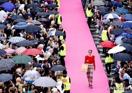 Weirdest Catwalk Shows Around The World