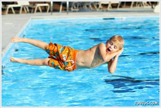 Funny Leisure Dive Poses