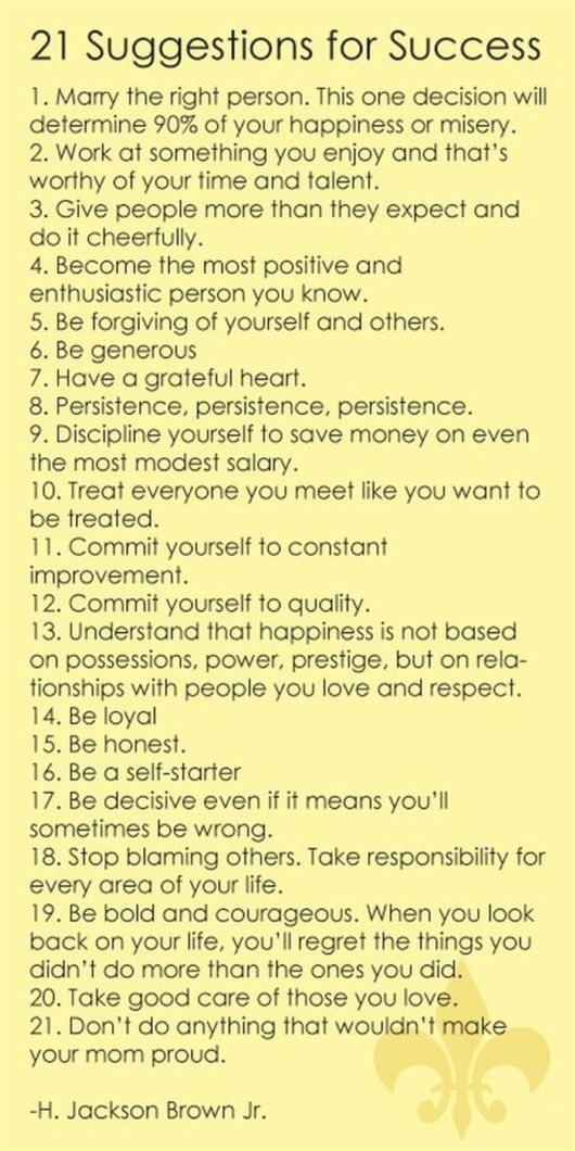 15 Inspirational Sayings About Life