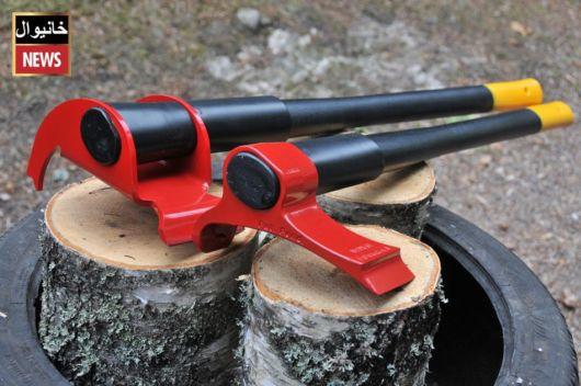 Leveraxe Uses Leverage To Make Woodcutting Easy
