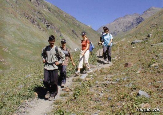 The Beautiful Spiti Valley, Himachal Pradesh, India