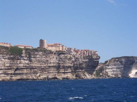 The Town Of Bonifacio