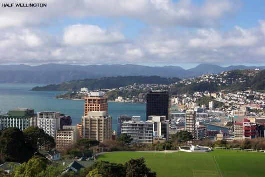 A Trip To Wellington, New Zealand