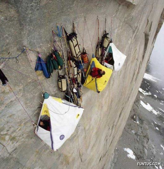 The Most Unusual Locations For Everything