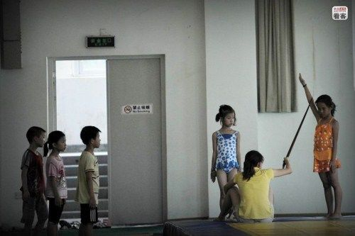 Mass Production Of Olympic Champions in China
