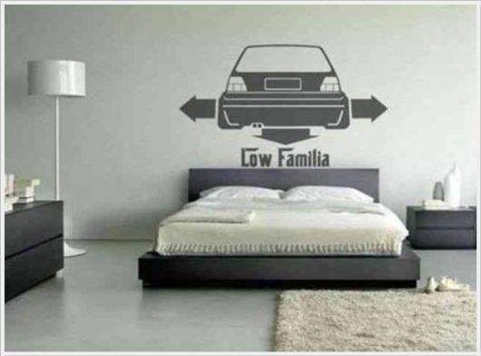 A Theme Home For Car Lovers