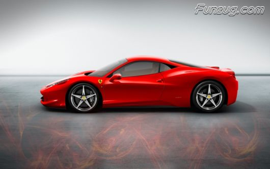 Click to Enlarge - Awesome Ferrari Wallpapers