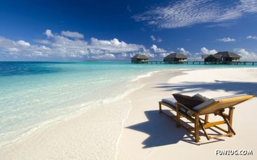 Click to Enlarge - Beautiful Maldives Wallpapers