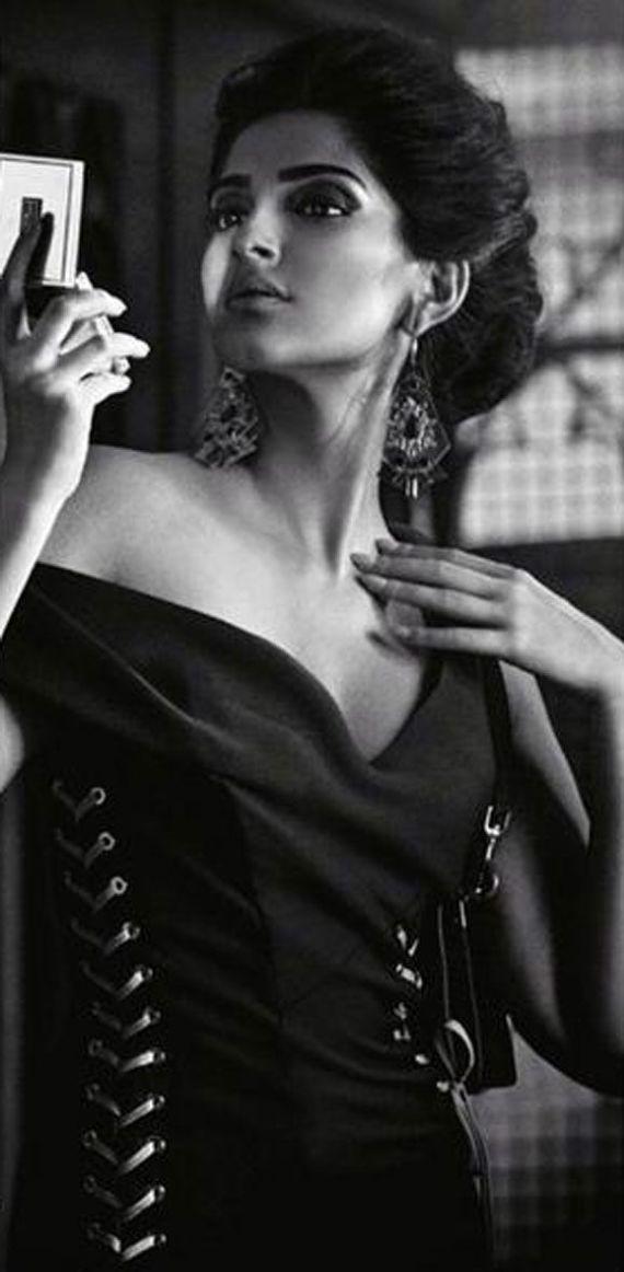 Sonam Kapoor Photoshoot For Vogue