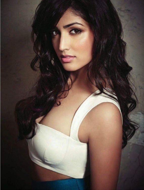 Yami Gautam Photoshoot For FHM India