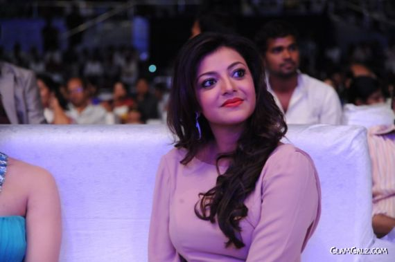 Kajal Agarwal Stills At Cinema Channel Launch Event