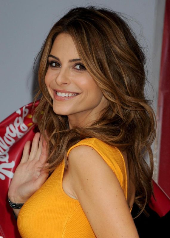 Cute Maria Menounos Attends NYC Skipperventions