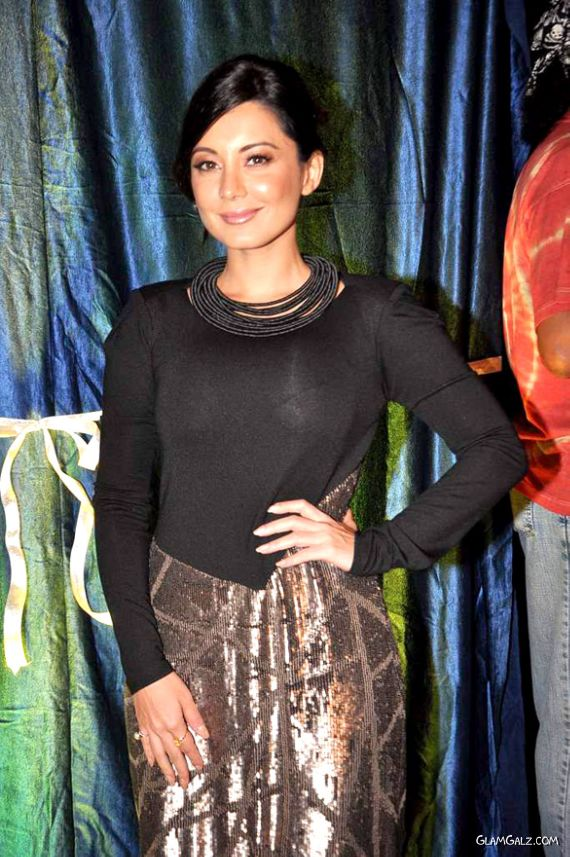 Minissha Lamba At Maxim's Cover Launch