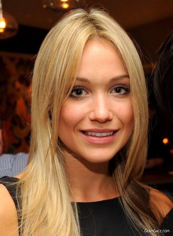 Katrina Bowden At The 'Beth Minardi' Event