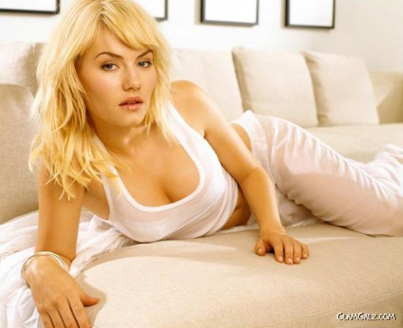 Pretty Canadian Actress Elisha Cuthbert