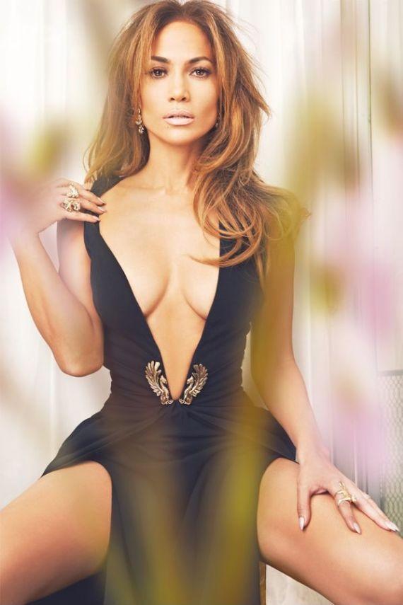 Jennifer Lopez Shoots For Complex Magazine