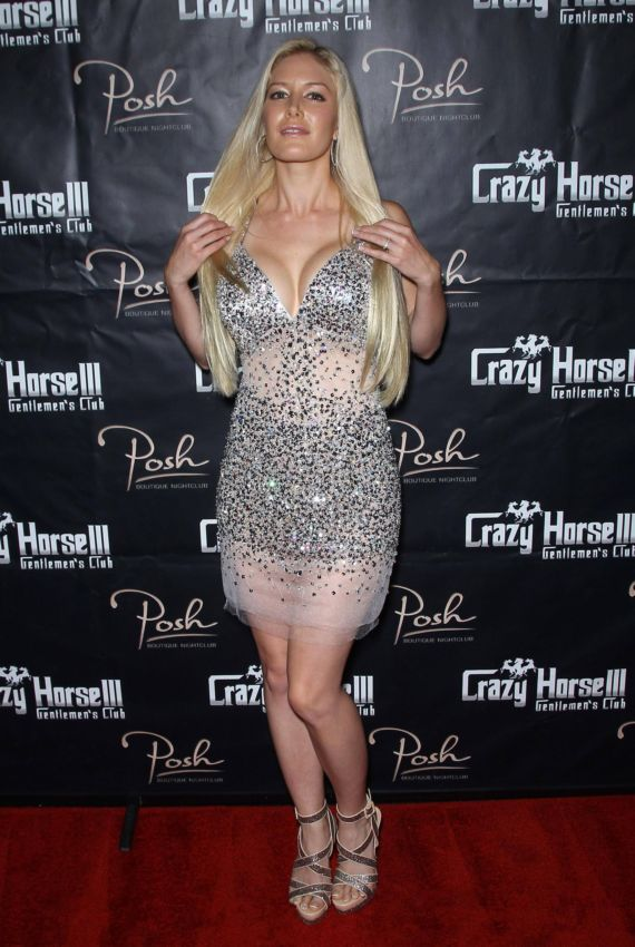 Heidi Montag Spencer Attends Pratt's Birthday Celebration