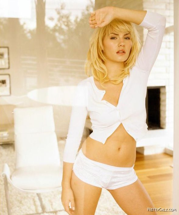 Pretty Canadian Actress Elisha Cuthbert